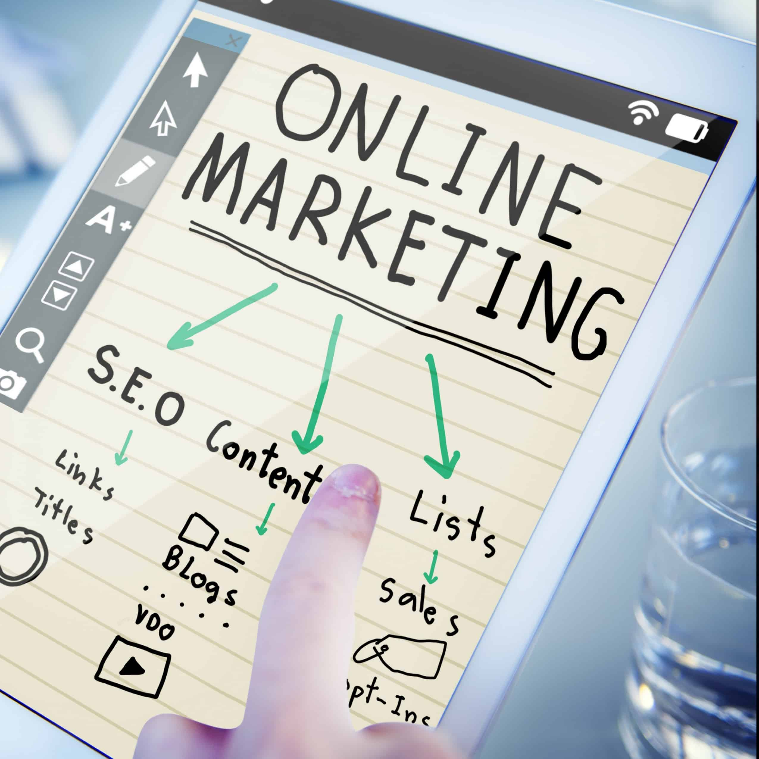 Create Effective Online Marketing